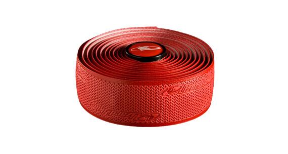 Lizard Skins DSP - Cinta manillar - 2,5mm rojo